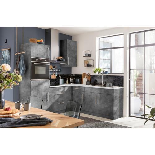WIHO KUCHEN meuble pour plaque de cuisson Cali, 90 cm large, sans plan travail