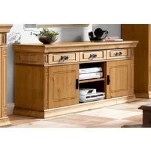 HOME AFFAIRE meuble TV Vinales, Largeur 158 cm, avec 3 tiroirs