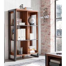 HOME AFFAIRE rek voor diverse doeleinden Detroit, Hoogte 140 cm, in een trendy industriële look