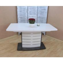 table de salle à manger Malibu, Extensible 180 cm