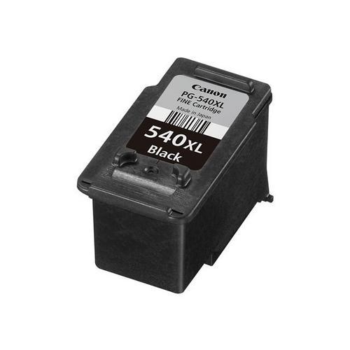 CANON PG-540XL - 21 ml zwart origineel inktcartridge voor PIXMA MG3150, MG3550, MG3650, MG4250, MX395, MX455, MX475, MX525, MX535, TS5150, TS5151
