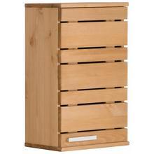 HOME AFFAIRE armoire suspendue Josie, en bois massif