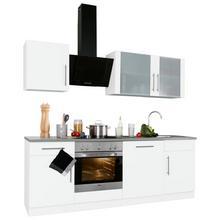 WIHO KUCHEN bloc de cuisine Cali, sans appareil électrique, largeur : 220 cm
