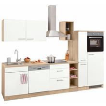 OPTIFIT bloc de cuisine Kalmar, sans appareil électrique, largeur 300 cm