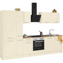 WIHO KUCHEN bloc de cuisine Ela, sans appareil électrique, largeur 310 cm