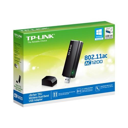TP-LINK Archer T4U - V3 netwerkadapter USB 3.0 802.11ac
