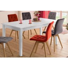 HOME AFFAIRE table de salle à manger Danuta, en 3 couleurs et tailles différentes avec fonction tiroir