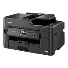 BROTHER MFC-J5330DW - Multifunctionele printer kleur inktjet Legal (216 x 356 mm)/A4 (210 297 mm) (origineel) A3/Ledger (doorsnede) maximaal 35 ppm (printend) 250 vellen 14.4 Kbps USB 2.0, LAN, Wi-Fi(n), host