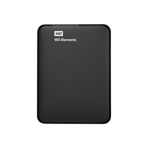 WESTERN DIGITAL WD Elements Portable WDBUZG5000ABK - Vaste schijf 500 GB extern (draagbaar) USB 3.0