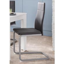 HOMEXPERTS stoel zonder achterpoten, 4-delig