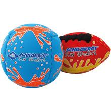 Watersports Mini Ball Duo Pack Neoprene dia 9cm van SCHILDKRÖT
