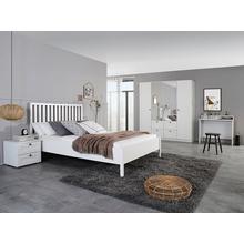RAUCH cadre de lit Skagen, avec tête croisillons