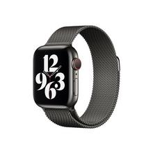 APPLE 40mm Milanese Loop - Bracelet de montre pour intelligente taille Regular graphite Watch (38 mm, 40 mm)