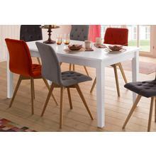 HOME AFFAIRE table de salle à manger Danuta, en 3 couleurs et tailles différentes, avec fonction tiroir