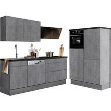 OPTIFIT bloc de cuisine Tara, sans appareil électrique, largeur 320 cm