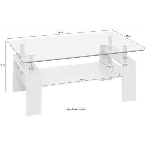 PAROLI table basse