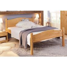 HOME AFFAIRE lit en bois massif Bolton, beau de pin massif, différentes tailles et couleurs