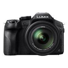 PANASONIC Lumix DMC-FZ300 - Digitale camera compact 12.1 MP 4K / 25 beelden per seconde 24x optische zoom Leica Wi-Fi zwart