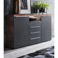 BORCHARDT MOBEL meuble haut DURBAN, Largeur 139cm