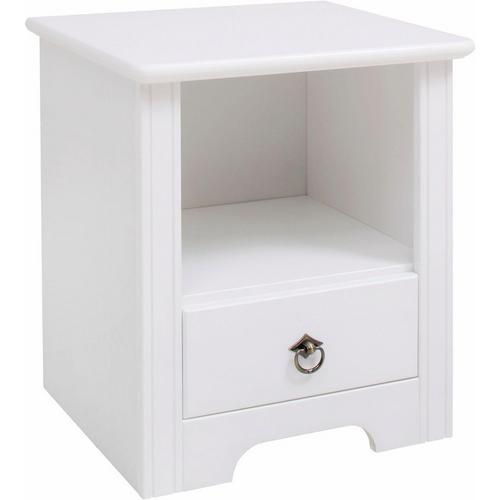 """HOME AFFAIRE table de nuit, Hugo"""", avec tiroir, largeur 44 cm"""