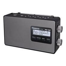 Panasonic-RF-D10EG - DAB draagbare radio 2 Watt zwart