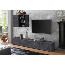 TRENDMANUFAKTUR meuble mural Aksel, lot de 2