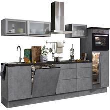 OPTIFIT bloc de cuisine Tara, sans appareil électrique, largeur280 cm