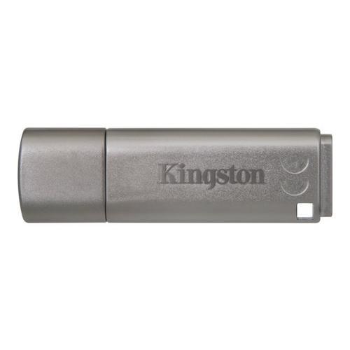 KINGSTON DataTraveler Locker+ G3 - USB-flashstation gecodeerd 8 GB USB 3.0