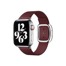 APPLE 40mm Modern Buckle - Horlogebandje voor smart watch middelgroot granaatrood (38 mm, 40 mm)
