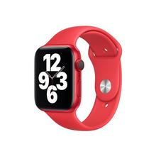 APPLE 44mm Sport Band - (PRODUCT) RED bracelet de montre pour intelligente taille Regular rouge Watch (42 mm, 44 mm)