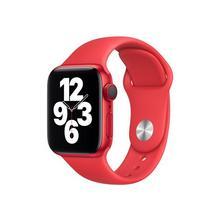 APPLE 40mm Sport Band - (PRODUCT) RED horlogebandje voor smart watch S/M- en M/L rood (38 mm, 40 mm)