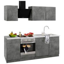 WIHO KUCHEN keukenblok Cali, Zonder elektrische apparaten, breedte 220 cm