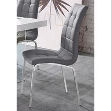 chaise à 4 pieds, lot de 2