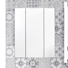 TRENDTEAM armoire à miroir Tone, 3 portes