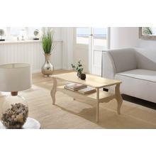 HOME AFFAIRE table basse Lebo, Largeur : 80 cm