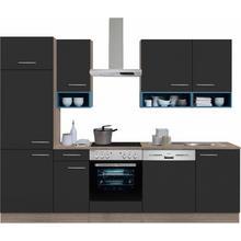 OPTIFIT bloc de cuisine Korfu, sans appareil électrique, largeur 270 cm